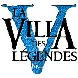 Logo La Villa des Légendes